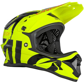 O'Neal Backflip Helm Slick neon yellow/black